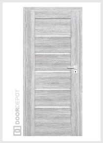 European Interior Doors Daglezja 1 Grey Oak